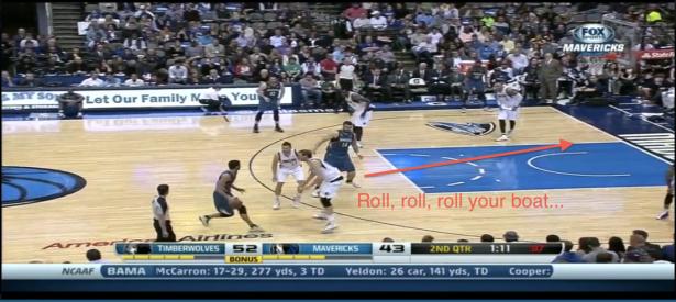 roll trap